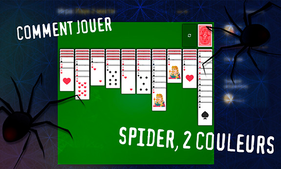 Spider 2 couleurs