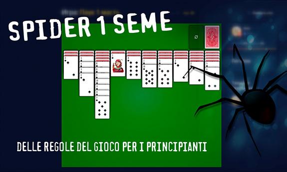 Spider 1 seme